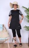Swimsuit BK99 Zebra pattern