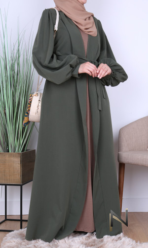 Abaya Kimono XVII puffed...