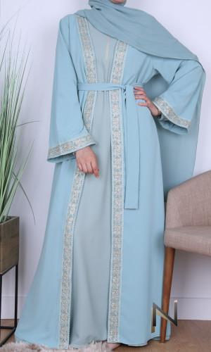 Abaya kimono XVIII...