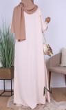 Abaya Amani cuffs shirt