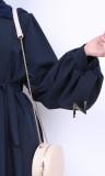 Abaya Kimono XVII puffed sleeves