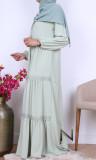 Bohemian dress RLP113 Jazz fabric