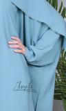 Abaya butterfly Shani zipped