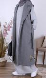 Long coat MCL30 sleeveless trench