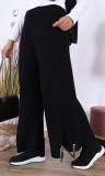 Pants PLP19 knitted knit mesh