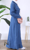 Maxi dress shirt RLP117 jeans
