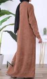 Winter dress RLP119 velvet touch
